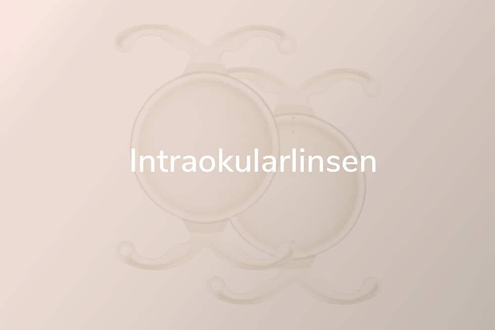 Augenärzte Gräfelfing bei München - Prof. Kook - Leistungen - Intraokularlinsen